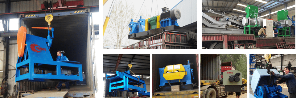 Tyre Powder Production Line Cooperation And Development