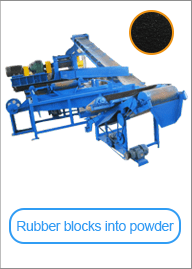 Rubber Powder Mill System