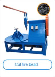Tyre Circular Cutter