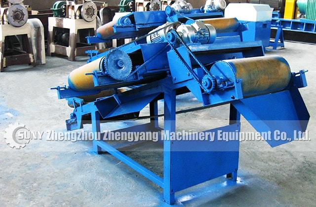 Belt type Magnetic Separator