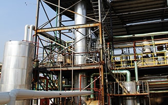 Methanol Recovery Column