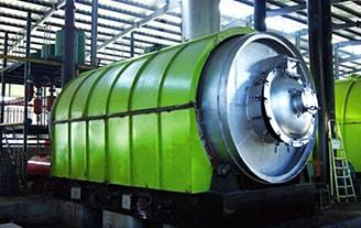 10T/D Tire Pyrolysis Plant