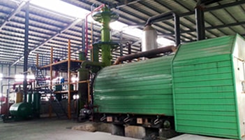 5T/D Waste Tyre Pyrolysis Plant
