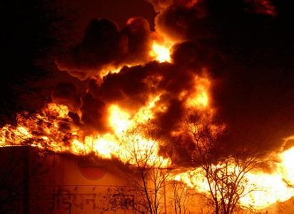 Analysis the reason of the rubber powder is on fire easily