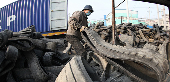 What Do You Need To Start A Tire Recycling Business