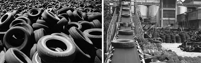 The Tyre Recycling Industry In China