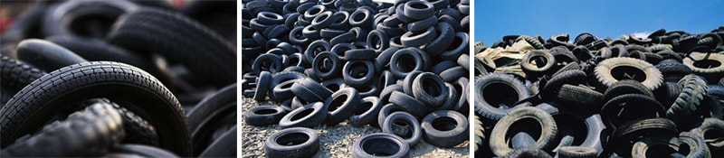 The Meaning of Scrap Tires And Rubber Recovery