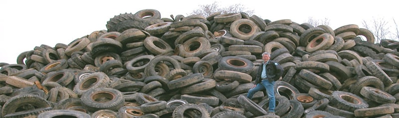 Tire Recycling: Positive Uses and Benefits of Recycled Tires